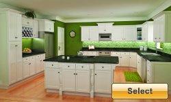 Stupendous Discount Kitchen Cabinets Rta Cabinets Kitchen Cabinet Depot Interior Design Ideas Greaswefileorg