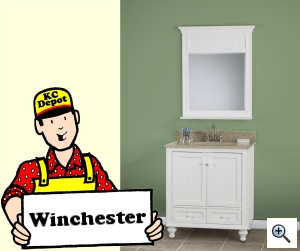 Winchester Bath Collection