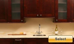 Cherrystone Bronze kitchen cabinets available online