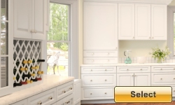 Classic White Ready to Assemble Kitchen Cabinets