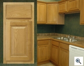 Honey Oak rta kitchen cabinets