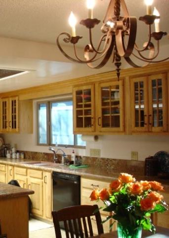 Upper Kitchen Cabinet