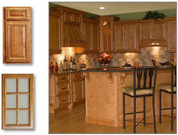 Kitchen Cabinets In Toffee Maple Kitchen Pinterest