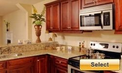 Walnut Merlot discount kitchen cabinets available online