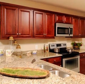 Buy cherry kitchen cabinets online: Kitchen Cabinet Depot