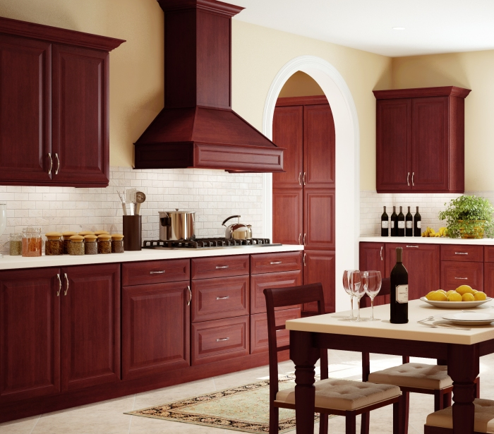 Glazed Kitchen Cabinets: Ready To Assemble Kitchen Cabinets
