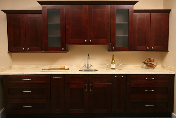 Home RTA Kitchen Cabinets SALE Cherrystone Bronze