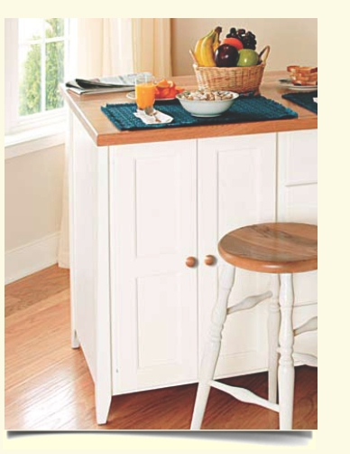 Islands For Small Kitchens Kitchen Cabinet Depot
