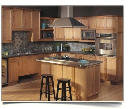 Face Frame Kitchen Cabinet Construction
