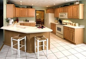 Superior Unfinished Kitchen Cabinets