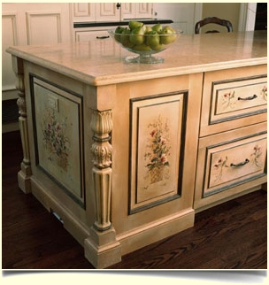 Decorating old kitchen cabinets: Kitchen Cabinet Depot