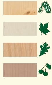 Kitchen Cabinet Wood Species