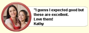 Thanks from Kathy