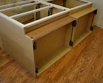 Kitchen Cabinet Leveling System